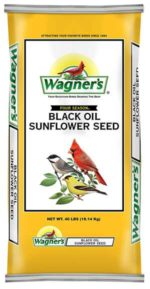 Wagners-76029-Black-Oil-Sunflower-Seed-40-Pound-Bag