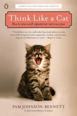 5 of the best cat behavior books