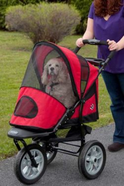 AT3 Generation 2 All Terrain best Pet Stroller
