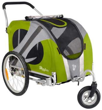 DoggyRide Novel Dog Stroller - Best Stroller for Larger Dogs