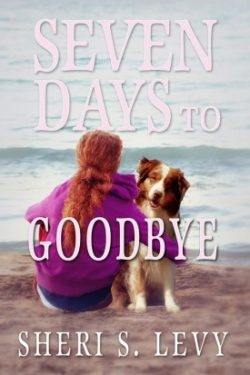 Seven days to say goodbye sheri s levy