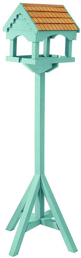 """Gardman Painted Bird Table, 22.83"""" Wide x 60.24"""" High"""