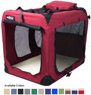 3-Door Folding Soft best Dog Crates