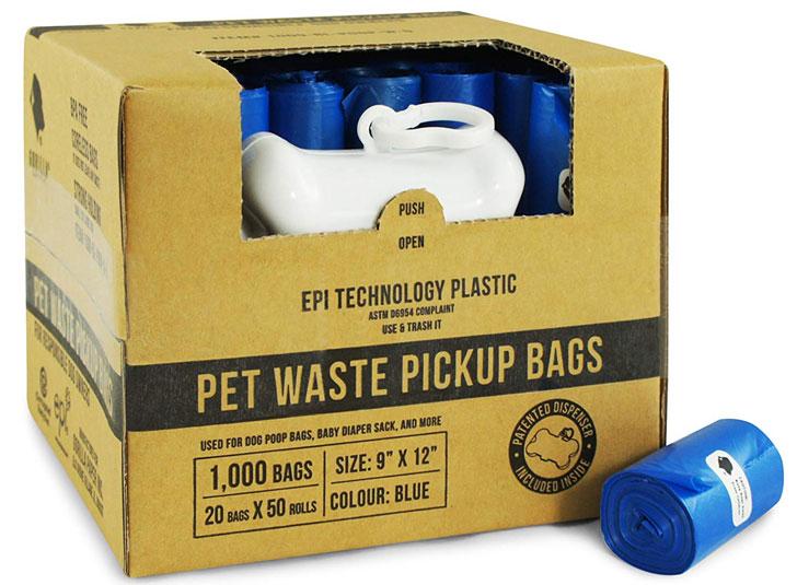 gorilla best dog waste bags