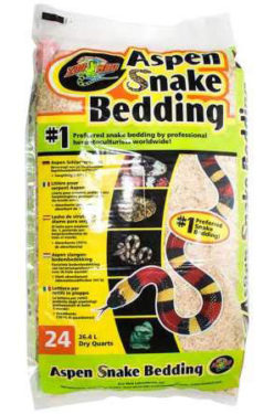 best snakes - bedding
