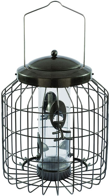 gardman squirrel proof feeder wild birds